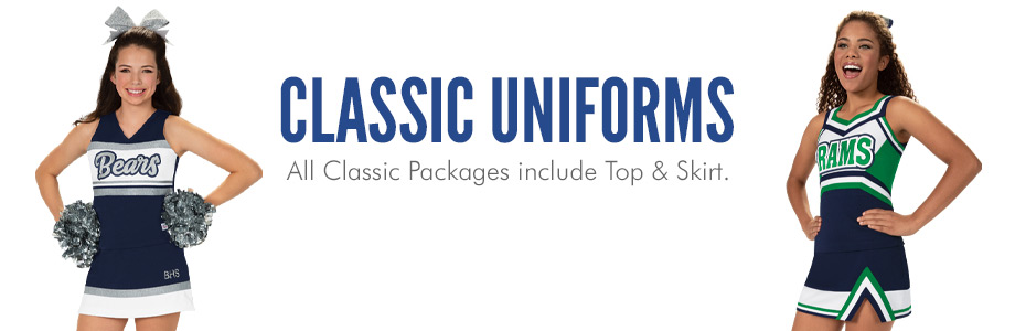 Cheerleading Company - Classic Uniforms