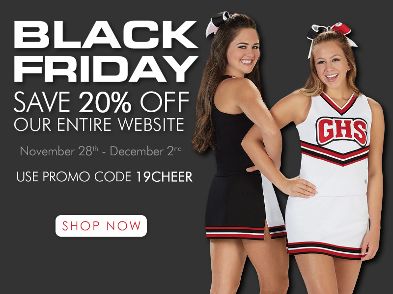 20% Off Our Entire Website!