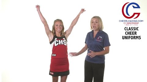 How To Classic Cheer Video