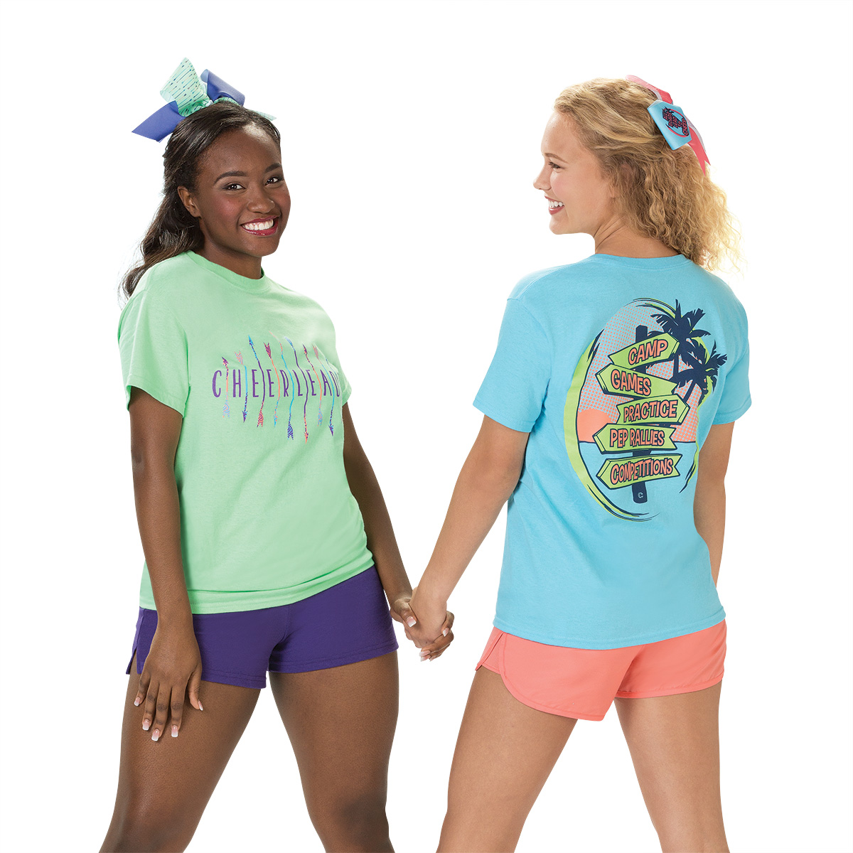Cheer and Dance Shirts