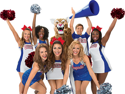 Cheerleading Company Custom Uniforms and Accessories