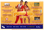 See Cheerleading Company uniforms in the Pump Up The Movie
