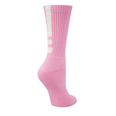 Pink Shooter Sock