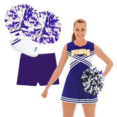 67b2d86bb1a Cheer Uniform Spirit Pack 3
