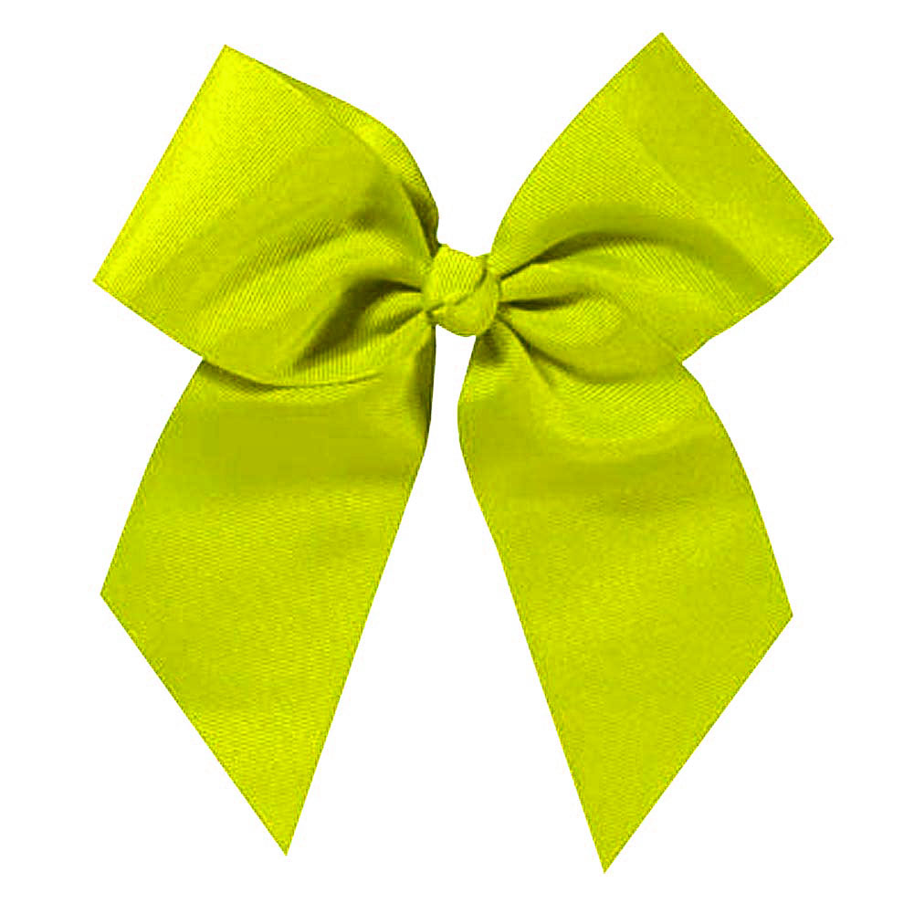 In Stock Large Short Tail Solid Bow