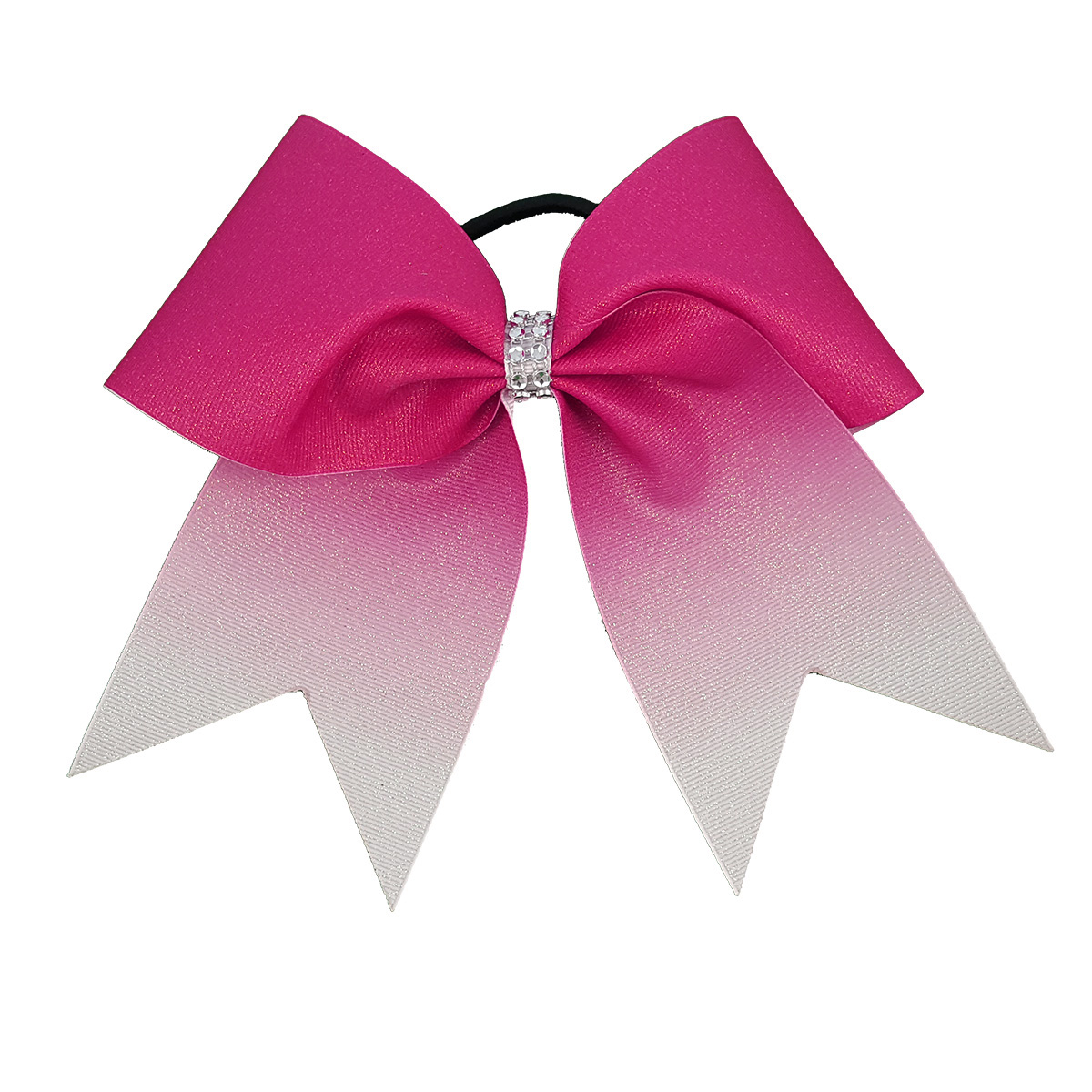 "3"" Sublimated Shimmer Ombre Bow"
