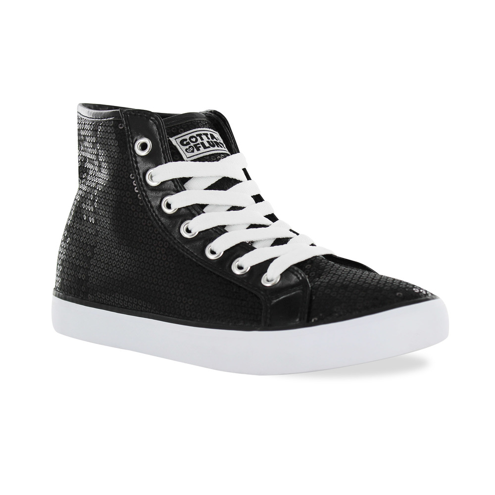 Adult Gotta Flurt Disco II High Tops