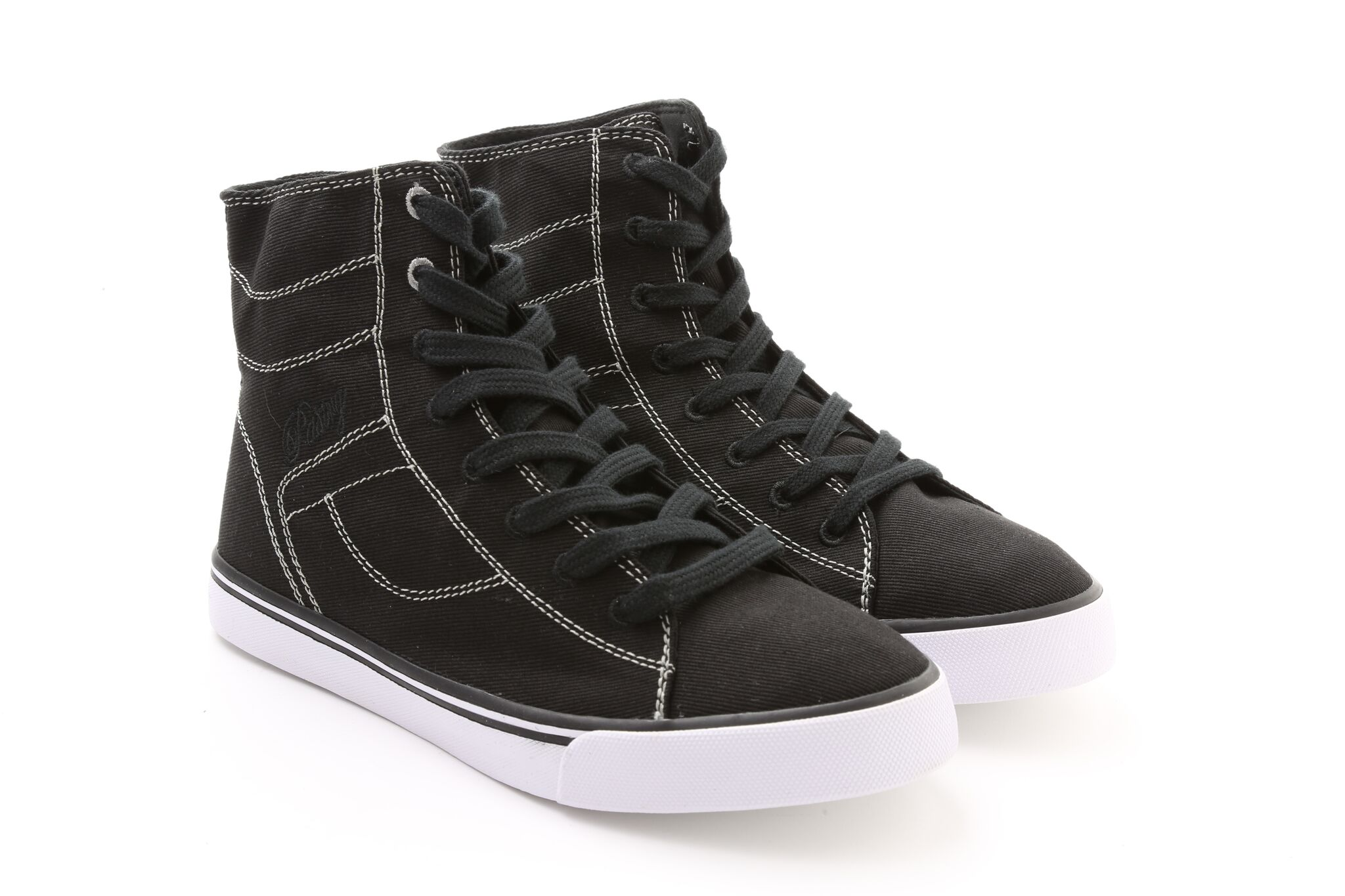 Adult Pastry Cassatta Canvas Hi top Sneaker