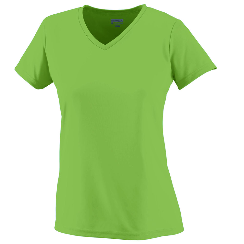 Dri Fit Moisture Wicking V Neck Tee