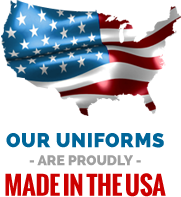 Cheerleading Uniforms Made in the USA