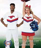 Cheerleading Company Collegiate Catalog