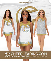 Cheerleading Company Catalog