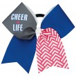 Cheer is Life Bow