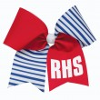 Extra Large Custom Sublimated Megaphone Collection Bow (HBCCF-041)