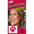 Paw Print Temporary Tattoos