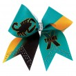 Extra Large Custom Sublimated Arch Collection Bow with Rhinestones (HBCCF-020R)