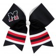 Custom Extra Large Sublimated Campus Collection Bow