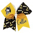 Custom Extra Large Sublimated Halftime Collection Bow