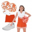 Cheer Uniform Spirit Pack 4