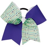 Arrow Cheerleader Bow
