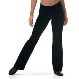 CC Dancewear Mid-Rise Smooth Waist Jazz Pant