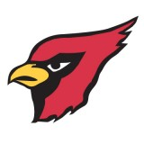 Cardinal Mascot Press On Waterless Temporary Tattoos