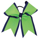 Extra Large Double Layer Glitter Bow