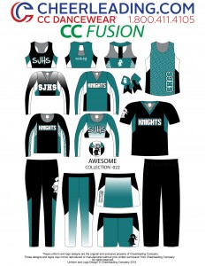 CC Fusion Awesome Tank and Hot Shorts Package