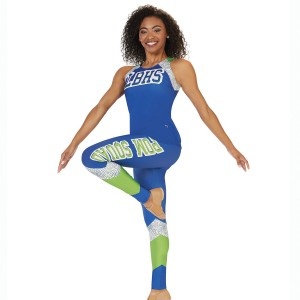 CC Fusion Pirouette Mesh Low Back Tank and Full-Length Leggings Package