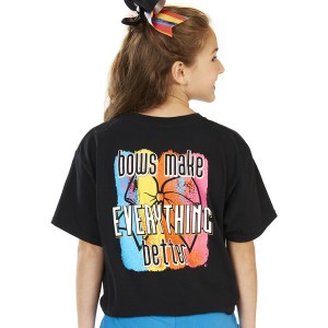 Bows Make Everything Better Tee