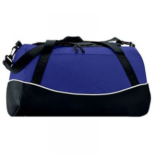 Tri-Color Sport Bag by Augusta