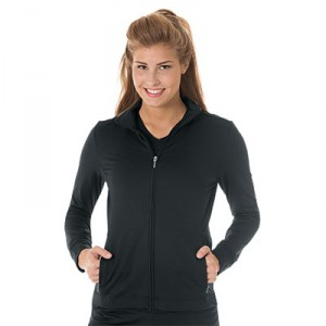 Women's Fitness Jacket by Charles River Apparel