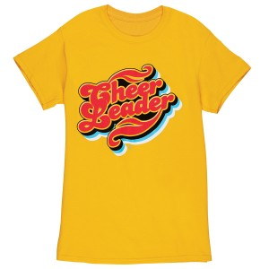Retro Cheerleader Tee