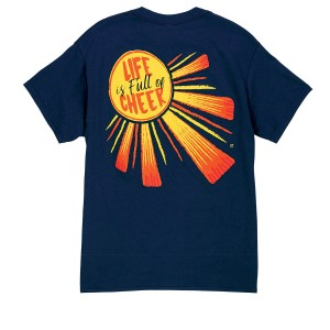 Sunburst Cheer Tee