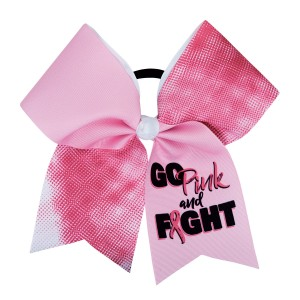 Go Pink and Fight Bow