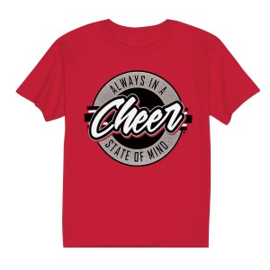 Cheer State of Mind Tee