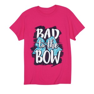 Bad to the Bow Tee