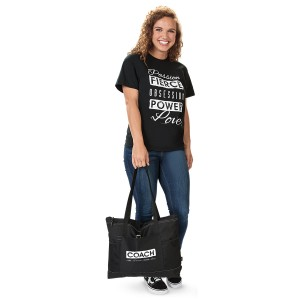 Fierce Power Coach Tote Bag