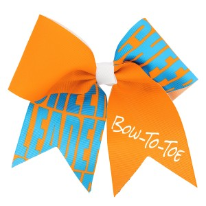Cheerleader Bow to Toe Bow