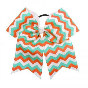 Extra-Large Custom Chevron Bow
