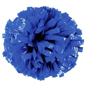 Made-to-Order Custom Solid Color Plastic Show Pom