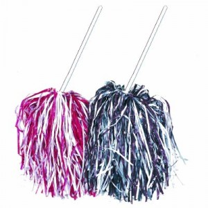 In Stock Rooter Poms - 2 Color