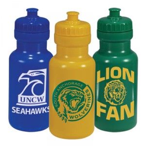 Custom Sports Water Bottles