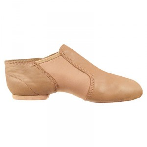 Dance Class Jazz Boot - Light Suntan
