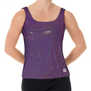 SpiritFlex Scoop Neck Shell with Open Back