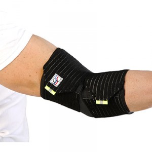 The Double Down Elbow Support