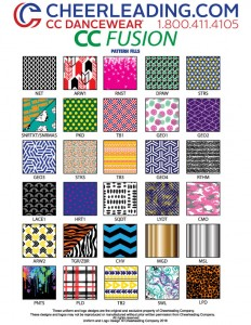 Custom Extra Large Sublimated Tuck Collection Bow (HBCCF-031)