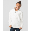 Youth Sherpa Quarter-Zip Pullover