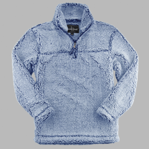 Adult Sherpa Quarter-Zip Pullover