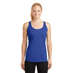 Ladies PosiCharge Competitor Racerback Tank